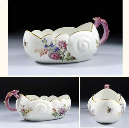 Porcelaine de sèvres chantilly