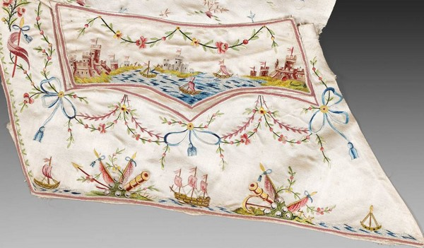 Expert broderie, textile, mode ancien