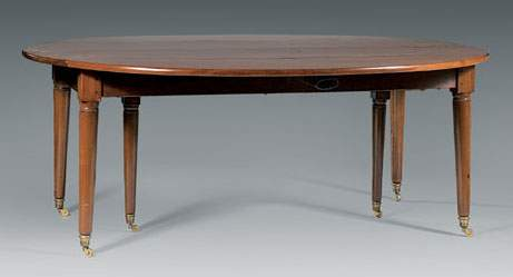 French furniture specialist auction fine art - Table console ancienne ...