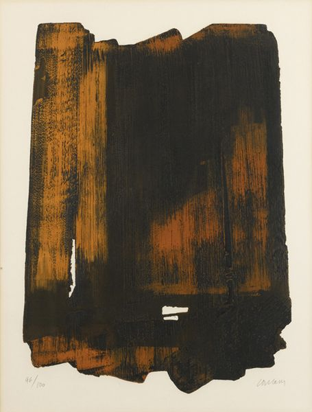 Soulages, Poliakoff, Hartung, Mathieu expertise
