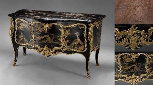 japanese lacquerware specialist - cotation meubles anciens en laque