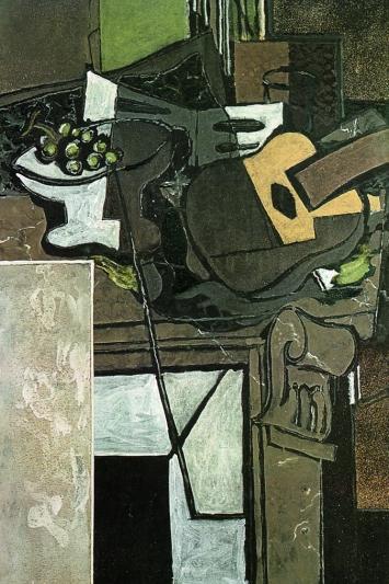 Expertise tableaux modernes - Georges Braque - Cubiste