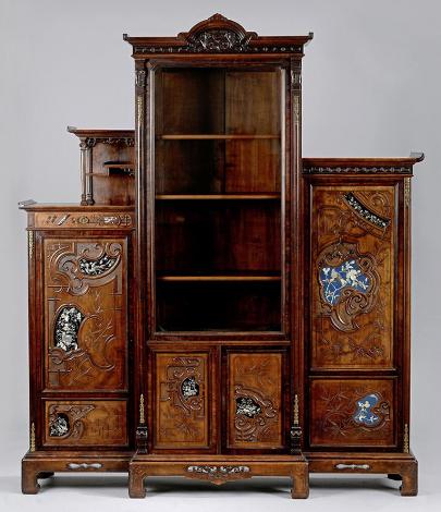 Gabriel viardot cabinet