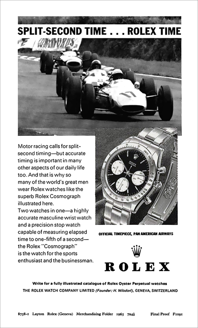 Rolex daytona specialist - auction and private sales