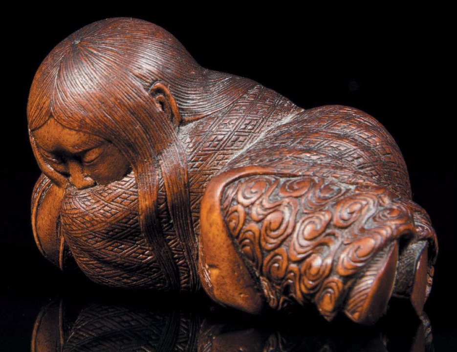 Netsuke auction price