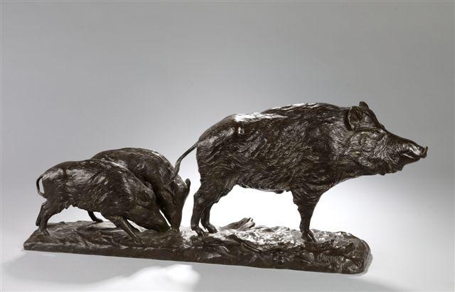 Vente aux encheres bronze animalier art objets de collection commissaire pris - Objet ancien de valeur ...