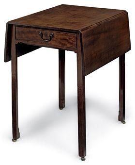 thomas chippendale expert meubles anglais table a ecrire chiffonniere tronchin expert cote. Black Bedroom Furniture Sets. Home Design Ideas